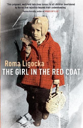 Girl In The Red Coat By Roma Ligocka