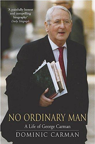 No Ordinary Man by Dominic Carman