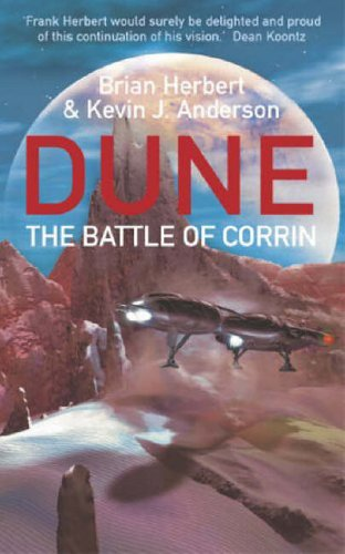 The Battle Of Corrin By Kevin J. Anderson