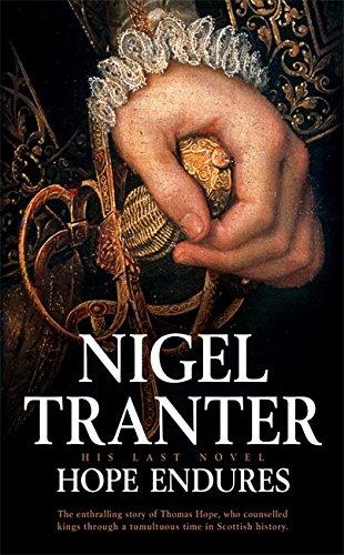 Hope Endures By Nigel Tranter