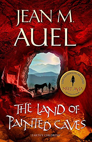 The Land of Painted Caves: A Novel by Jean M. Auel