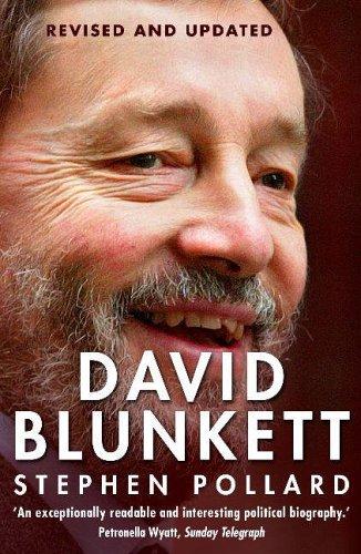 David Blunkett By Stephen Pollard