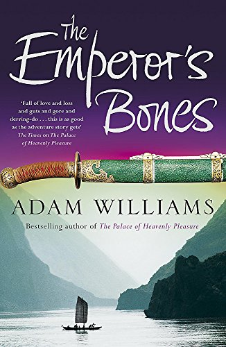 The Emperor's Bones By Adam Williams