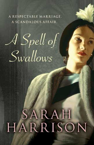 A Spell of Swallows By Sarah Harrison