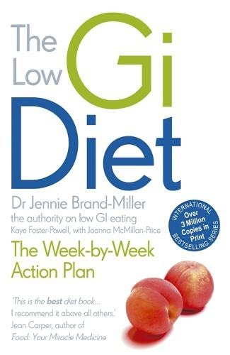 The Low GI Diet By Kaye Foster-Powell