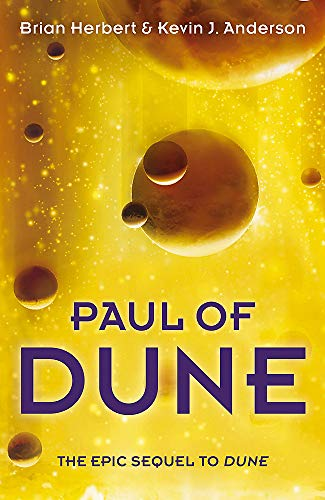 Paul of Dune By Kevin J. Anderson