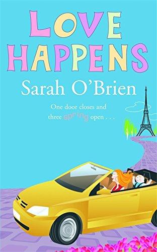 Love Happens By Sarah O'Brien