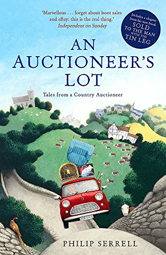 An Auctioneer's Lot By Philip Serrell