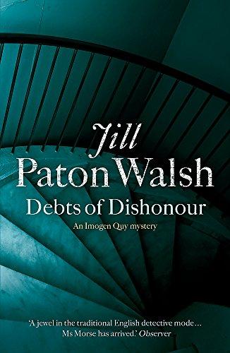 Debts of Dishonour by Jill Paton Walsh