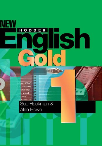 New Hodder English GOLD By Sue Hackman
