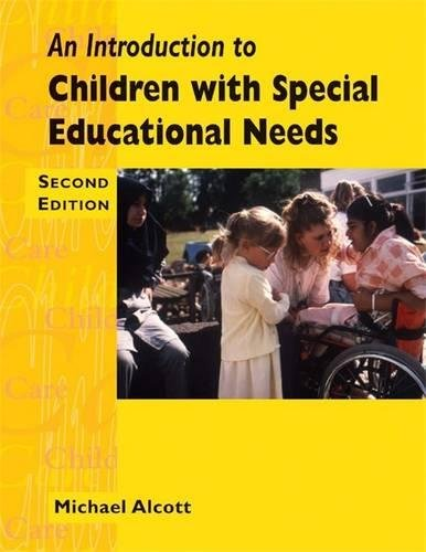 An Introduction To Children With Special Needs 2nd Edition