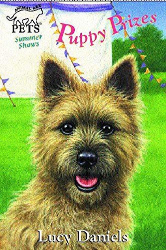 Animal Ark Pets: Summer Shows Trilogy 3: Puppy Prizes By Lucy Daniels