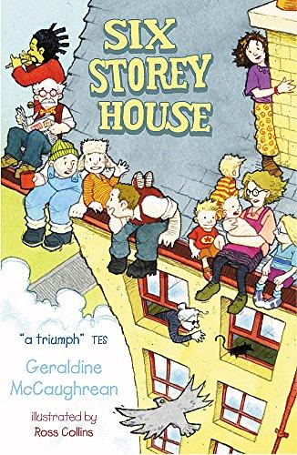 Six Storey House By Geraldine McCaughrean