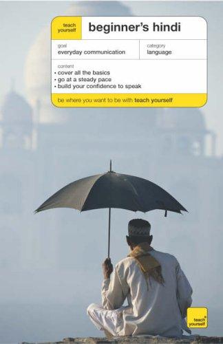 Teach Yourself Beginner's Hindi Book & CD Pack By Rupert Snell