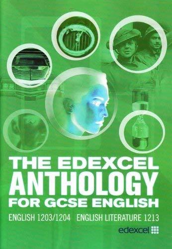 Edexcel Anthology for GCSE English