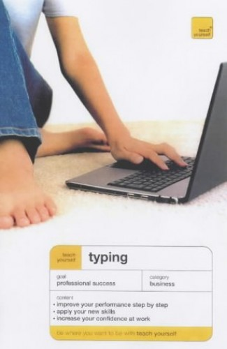 Teach Yourself Typing By Pitman Publishing