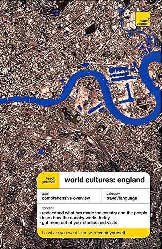 Teach Yourself World Cultures: England By Seamus O'Riordan