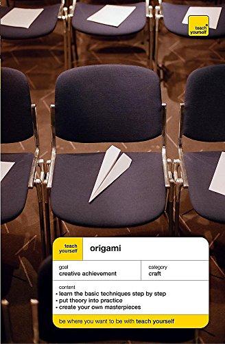 Teach Yourself Origami New Edition (TYAC) By Robert Harbin