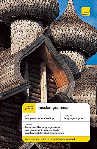 Teach Yourself Russian Grammar By Daphne West