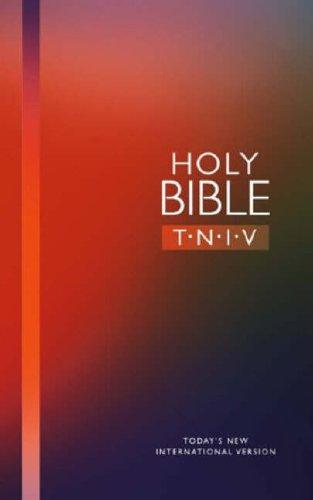 TNIV Mass Market Blue Paperback By International Bible Society