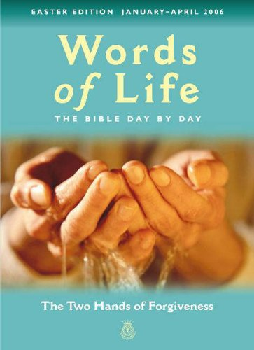 Words of Life, January - April 2006 By Salvation Army