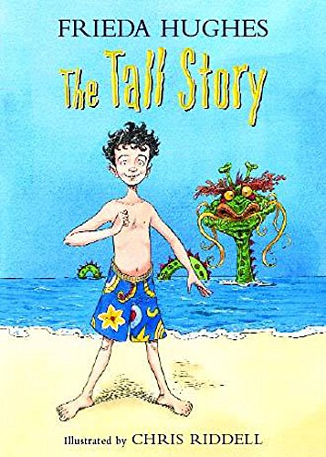 The Tall Story (Colour Storybook) By Frieda Hughes