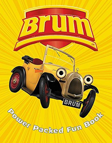 Brum Power Packed Fun Activity Book 2 By Alan Dapre