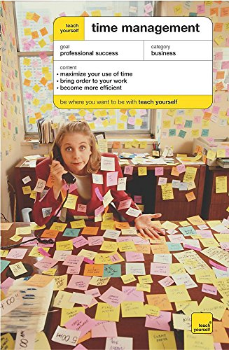 Teach Yourself Time Management By Polly Bird