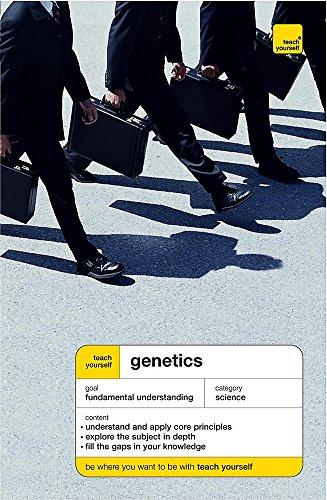 Teach Yourself Genetics By Morton Jenkins