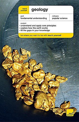 Teach Yourself Geology (Teach Yourself Science) By David A. Rothery