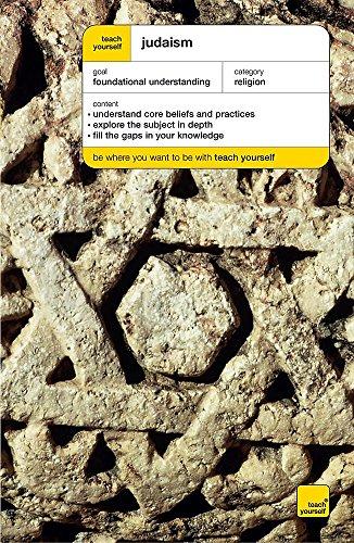 Teach Yourself Judaism By Christine Pilkington