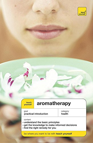 Aromatherapy (Teach Yourself) By Denise Whichello Brown