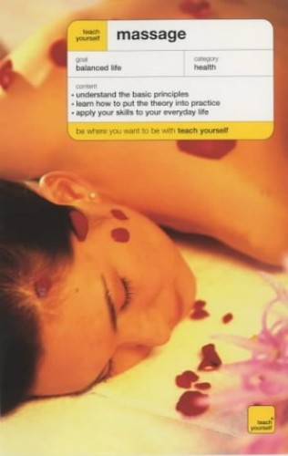 Teach Yourself Massage By Denise Brown