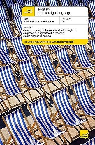 Teach Yourself English as a Foreign Language New Edition (TYEF) By Sandra Stevens