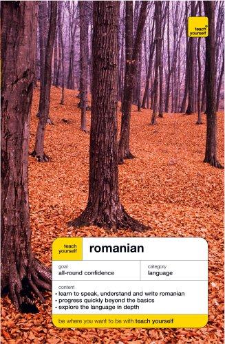 Teach Yourself Romanian By Dennis Deletant