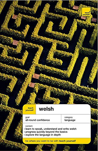 Teach Yourself Welsh New Edition (Teach Yourself Complete Courses) by Christine Jones
