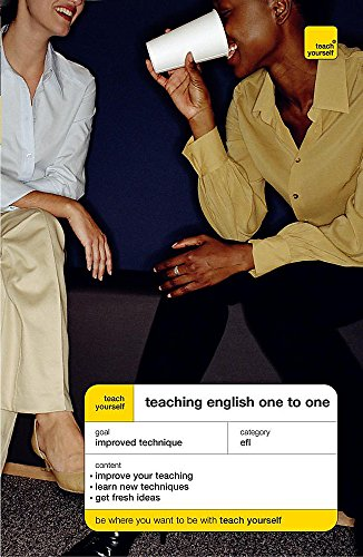 Teaching English One to One (Teach Yourself Languages) By Jane Downman