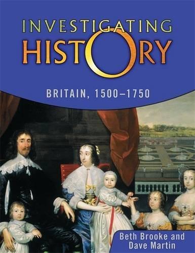 Investigating History By David M. Martin