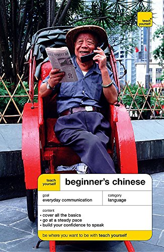 Teach Yourself Beginner's Mandarin Chinese Book & Double CD Pack By Elizabeth Scurfield