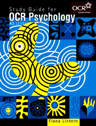 Study Guide for OCR Psychology By Fiona Lintern