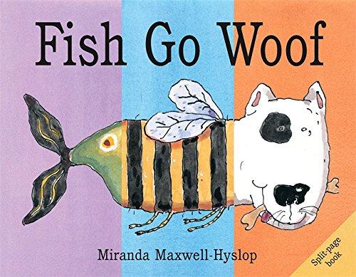 Fish Go Woof By Miranda Maxwell-Hyslop