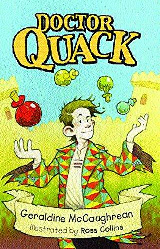Doctor Quack by Geraldine McCaughrean