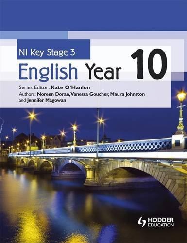 NI Key Stage 3 English Year 10 By Kate O'Hanlon
