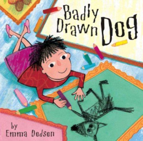Badly Drawn Dog By Emma Dodson