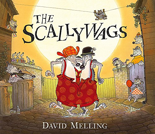 The Scallywags By David Melling
