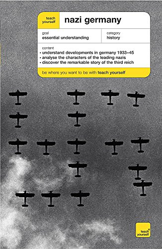 Teach Yourself Nazi Germany (TYH) By Mike Lynch