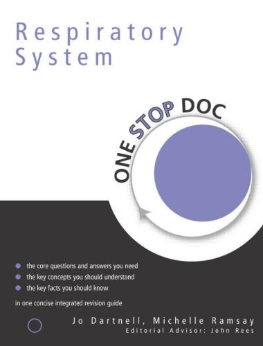 One Stop Doc Respiratory System By Michelle Ramsay