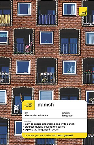Teach Yourself Danish (New Edition), book By Bente Elsworth