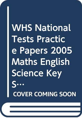 WHS National Tests Practice Papers 2005 Maths English Science Key Stage 3 Book 1 By Ray Barker