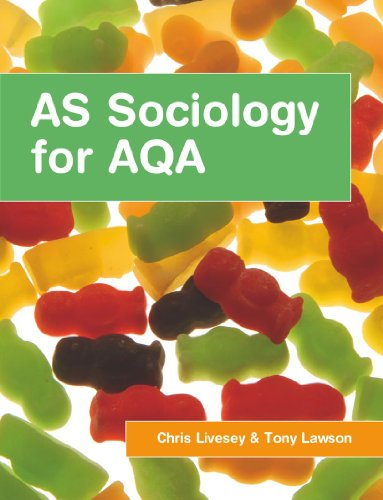 AS Sociology for AQA By Tony Lawson